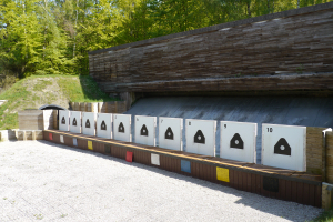 E. Shooting Range with Kongsberg Targets